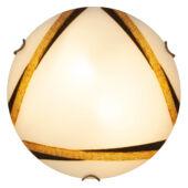 Rábalux Art bronze mennyezeti lámpa - kézzel festett