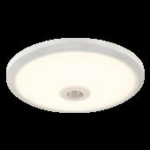 Rábalux Gabriel LED mozgásérzékelős mennyezeti lámpa