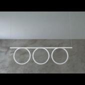 Rábalux Donatella spirál LED függeszték 60W