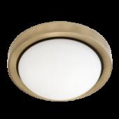 Rábalux Disky mennyezetei lámpa - bronz - 26,5 cm