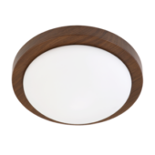 Rábalux Disky mennyezeti lámpa - wenge - 33 cm