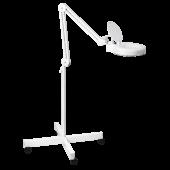 Rábalux Asia nagyítós asztali LED lámpa - fehér