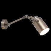 Rábalux Peter fali lámpa - kapcsolóval