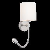 Rábalux Larkin LED fali lámpa - kerek