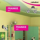 Rábalux Frankie LED 2 izzós fali lámpa