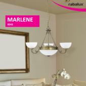 Rábalux Marlene függeszték
