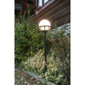 Norlys Bologna kültéri állólámpa - fekete