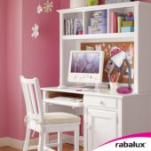 Rábalux Vincent asztali lámpa - rózsaszín