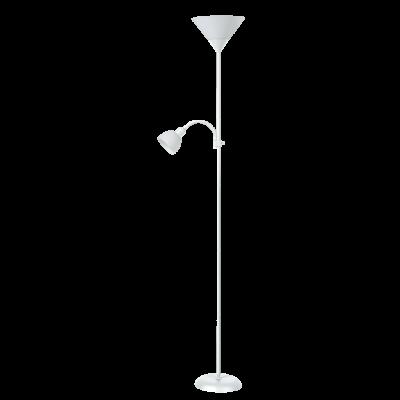 Rábalux Action állólámpa - fehér