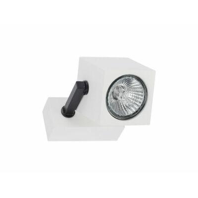 Nowodvorski Cuboid White 1 izzós fali lámpa