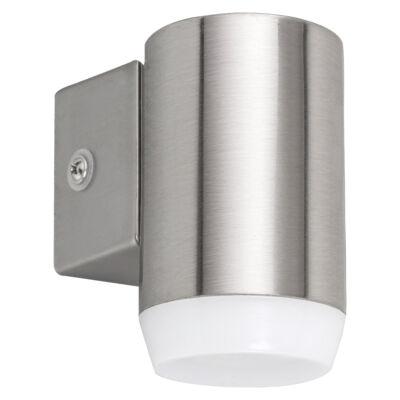 Rábalux Catania LED kültéri fali lámpa - 93 mm - szatin króm