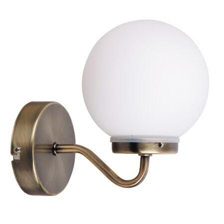 Rábalux Togo fürdőszobai fali lámpa - bronz