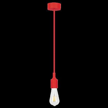 Rábalux Roxy függeszték - piros