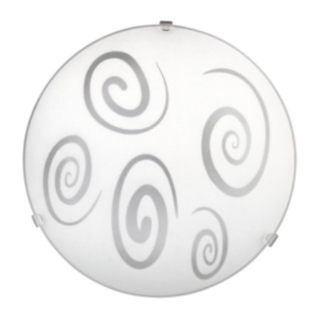 Rábalux Spiral mennyezeti lámpa - 25 cm