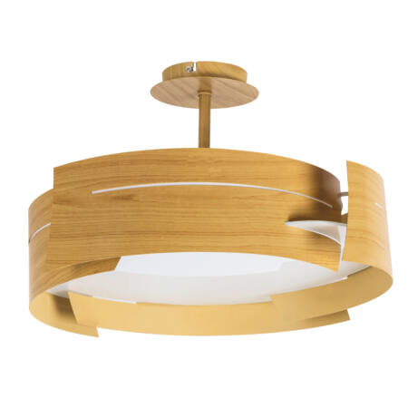 Rábalux Berbera mennyezeti lámpa - bükk