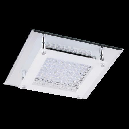 Rábalux Sharon LED szögletes mennyezeti lámpa - 28 cm