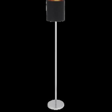 Rábalux Monica állólámpa - fekete-arany