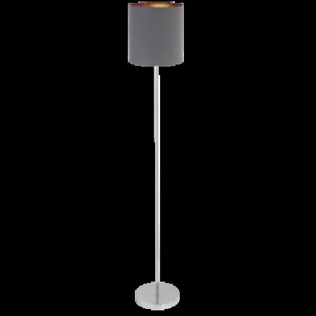 Rábalux Monica állólámpa - szürke-arany