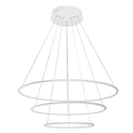 Rábalux Donatella LED függeszték 3 világítótesttel 95W