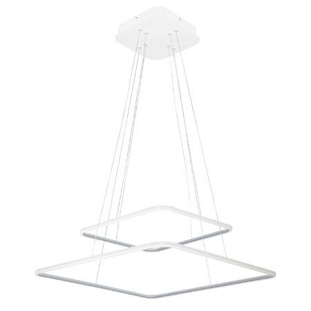 Rábalux Donatella LED függeszték 2 világítótesttel 65W