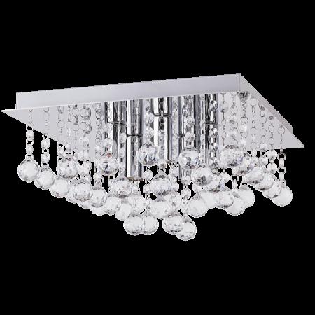 Rábalux Corinna szögletes mennyezeti lámpa - 35 cm