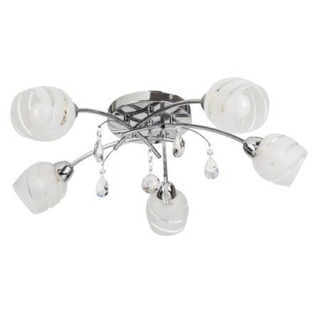Rábalux Melissa 5 izzós mennyezeti lámpa