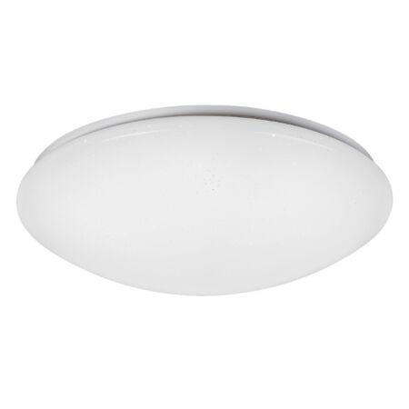 Rábalux Ollie LED távirányítós mennyezeti lámpa csillag effekt - 40 cm - fehér