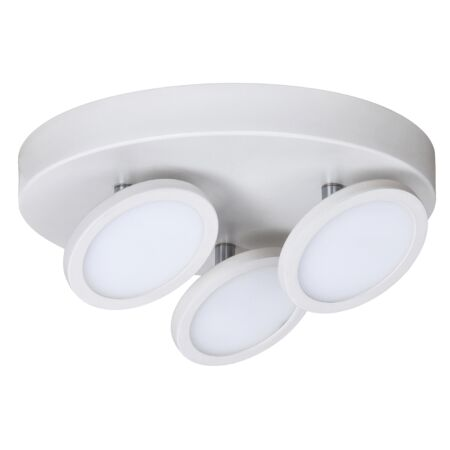 Rábalux Elsa LED mennyezeti lámpa 3×6W
