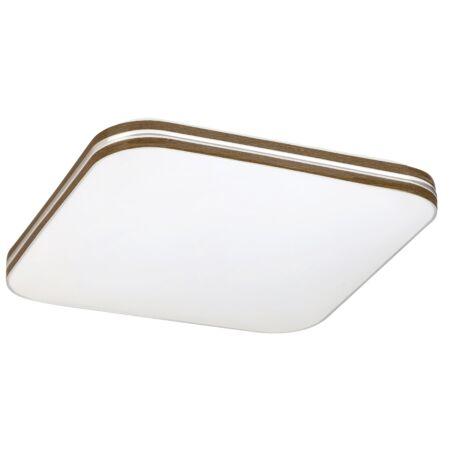 Rábalux Oscar LED szögletes mennyezeti lámpa - 35 cm