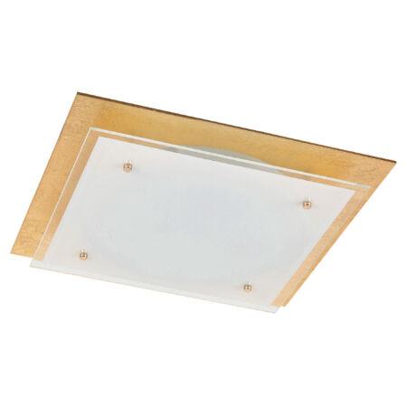Rábalux June LED mennyezeti lámpa - 42 cm - aranyfóliázott