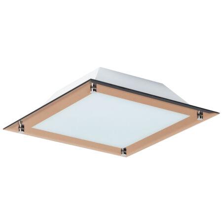 Rábalux Lars LED mennyezeti lámpa - rózsaarany - 40 cm