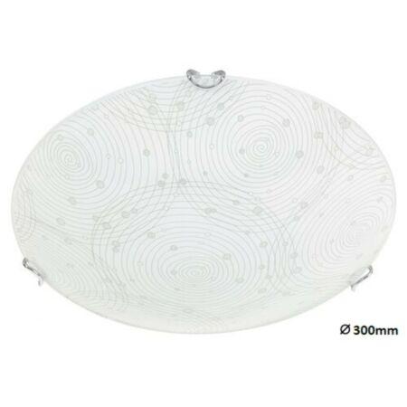 Rábalux Andra LED kerek mennyezeti lámpa - 30 cm