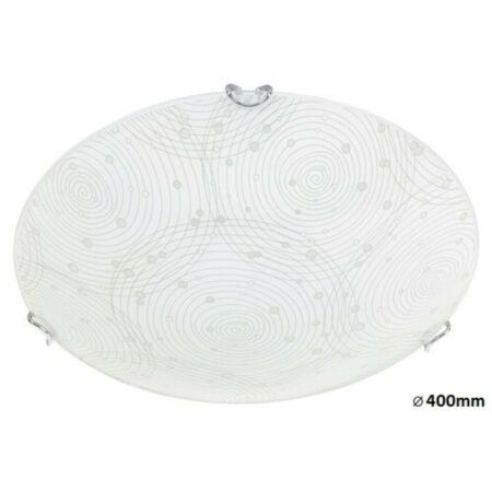 Rábalux Andra LED kerek mennyezeti lámpa - 40 cm