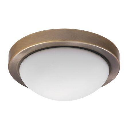 Rábalux Disky mennyezetei lámpa - bronz - 33 cm
