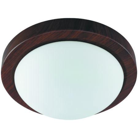 Rábalux Disky mennyezeti lámpa  - wenge - 26,5 cm