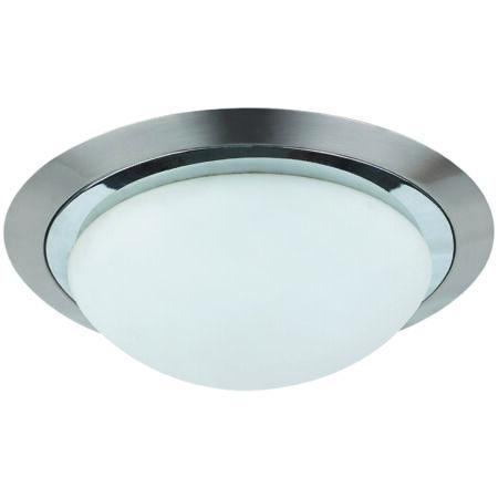 Rábalux Princessa mennyezeti lámpa - króm - 28,5 cm