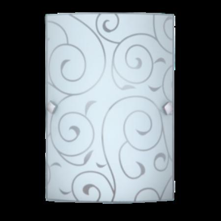 Rábalux Harmony lux szögletes fali lámpa