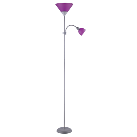 Rábalux Action állólámpa - lila RB-4020