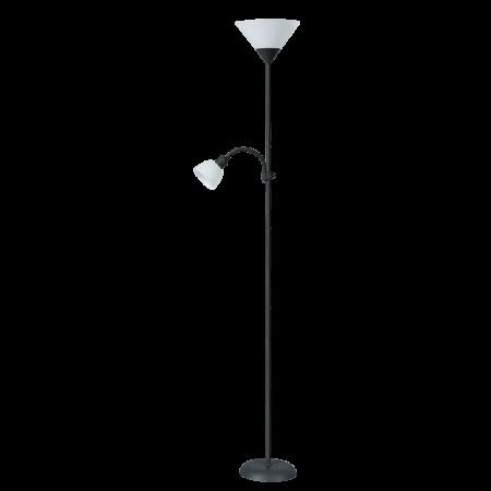 Rábalux Action állólámpa - fehér-fekete RB-4062