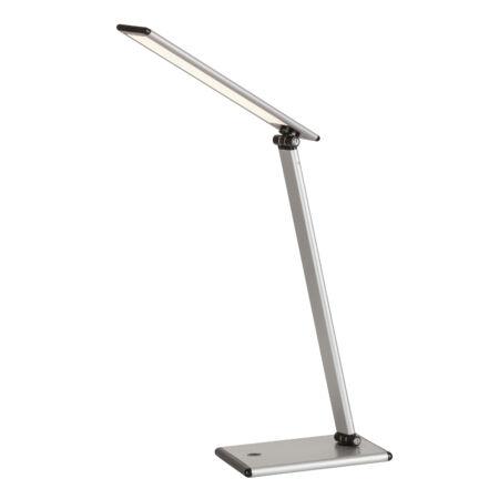 Rábalux Brooke asztali LED lámpa - ezüst