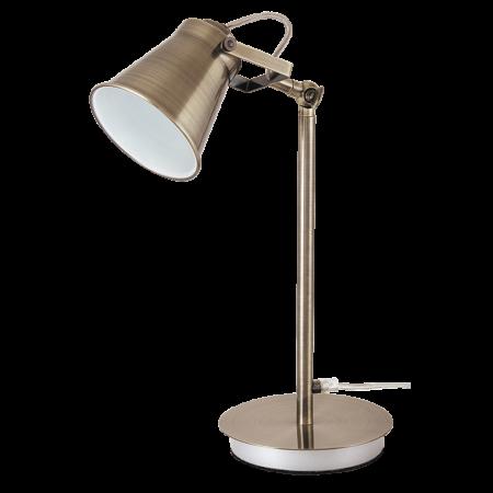 Rábalux Martina asztali lámpa - bronz