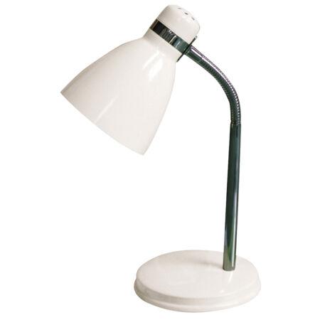 Rábalux Patric asztali lámpa - fehér