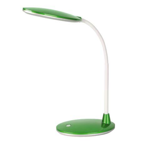 Rábalux Oliver LED íróasztali lámpa - zöld