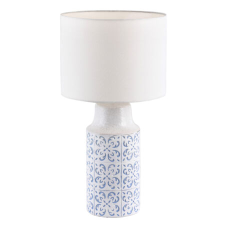 Rábalux Agnes asztali lámpa - kék