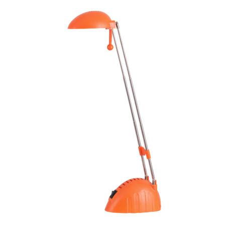 Rábalux Ronald asztali LED lámpa - narancs
