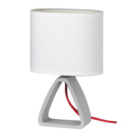 Rábalux Henry asztali lámpa - fehér