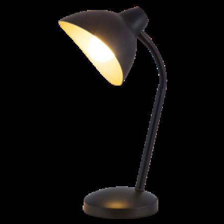 Rábalux Theodor asztali lámpa - fekete/arany