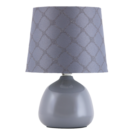 Rábalux Ellie asztali lámpa - szürke