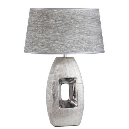 Rábalux Leah asztali lámpa - ezüst