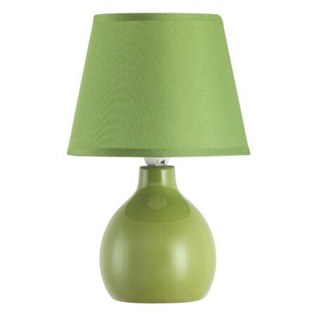 Rábalux Ingrid asztali lámpa - zöld